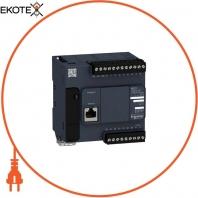 Компактный Базовый блок M221-16IO транзист источник