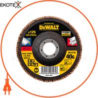 Круг шлифовальный лепестковый DeWALT DT30602