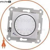 Sedna Светорегулятор поворотно-нажимной, без рамки 1000VA алюминиевый