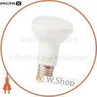 Лампа светодиодная ЕВРОСВЕТ 7Вт 3000К R63-7-3000-27 E27