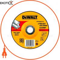 Круг шлифовальный DeWALT DT42420