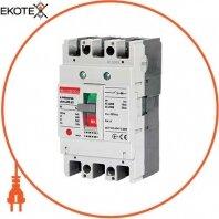 Силовой автоматический выключатель e.industrial.ukm.60S.25, 3р, 25А