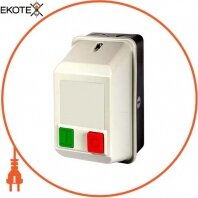 Электромагнитный пускатель e.industrial.ukq.50mb.230v, 50А, 230В
