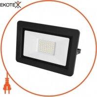 Прожектор светодиодный e.LED.flood.50.6500, 50Вт, 6500К