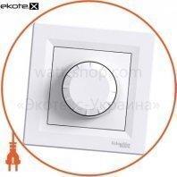 Asfora Светорегулятор поворотный двунаправленный - RC, 20-315VA белый