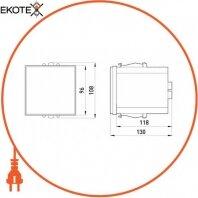 Enext i0640009 реле пробоя тока на землю с обратно-зависимой задержкой времени e.relay.kcr.153