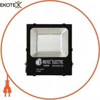 Прожектор SMD LED 100W 6400K 8500Lm 85-265V 305x253мм. IP65 черный