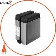 Конденсатор трехфазный плоский e.capacitor.3.50.400.f, 50 кВАр, 400В