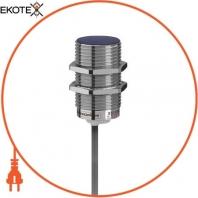inductive sensor XS1 M30 - L57mm - brass - Sn10mm - 12..24VDC - cable 2m
