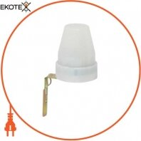 Сумеречное реле e.sensor. light-conrol.302. белый (белый), 10А, IP44