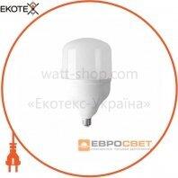 Лампа світлодіодна високопотужна ЕВРОСВЕТ 25Вт 6400К (VIS-25-E27)