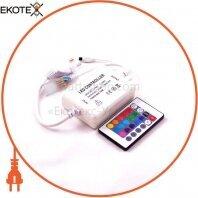 RGB-контроллер Venom 220V 600W-IR-24 кнопки (VPVST-RF-600-220-24)