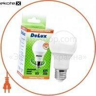 лампа светодиодная DELUX BL60 7Вт 6500K Е27 холодный белый