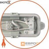 Евросвет 39732 світильник промисловий евросвет 1*600мм під лампу т8 led-sh-10 ip65 slim