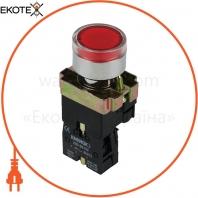 Кнопка ENERGIO XB2-BW3472 СТОП с индикатором красная NС