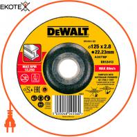 Круг отрезной DeWALT DT43911