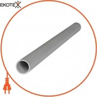 Труба ПВХ e.pipe.stand.gray.16 d16х3000 мм