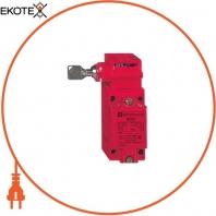 Мет.выкл.безопасности XCSC - 2 НЗ + 1 НО - инерц.срабат. - 1 вход M20
