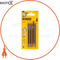 Полотно пильное для древисины DeWALT DT2165