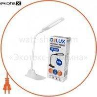 Светильник светодиодный настольный Delux TF-450 5Вт 4000K белый