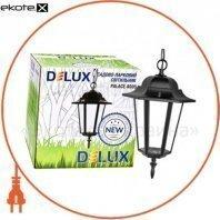 світильник садово-парковий PALACE A005 60Вт Е27 чорний
