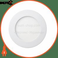 Накладная Круглая LED Панель 442-SRP-06 Цвет 4200K 6W - O120mm - 470lmНакладна Кругла LED Панель 442-SRP-06 Колір 4200K 6W - O120mm - 470lm