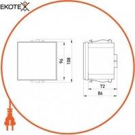 Enext i0640004 реле дифференциального тока e.relay.klr.121