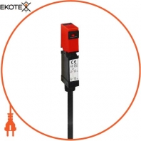 plastic safety switch XCSMP - 1 NC + 1 NO - slow break - pre-cabled 2 m