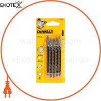 Полотно пильное для древисины DeWALT DT2166