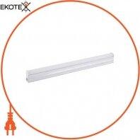 Светильник светодиодный линейный, накладной e.LED.сh.T5B900.12.6500, 12Вт, 6500К