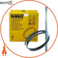 Полотно пильное для металла DeWALT DT8476