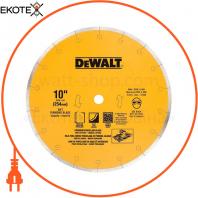 Диск алмазный DeWALT DT3734