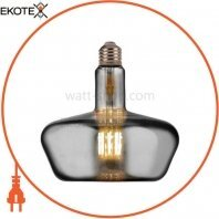Лампа филамент LED 8W 2200K E27 620Lm 220-240V янтарная 190мм