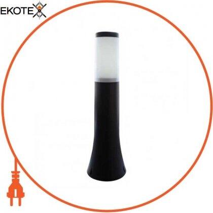 Horoz Electric 400-001-122 светильник садово-парковый orchid-2 е27 черный