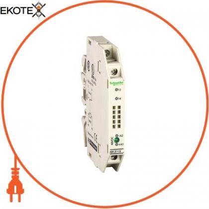 Schneider ABR2E112B интерфейс вх 1нз 9,5мм 24в