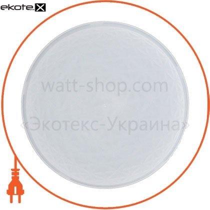Ecostrum 71777 светильник круг нпп-60 (03) (бел.опал)