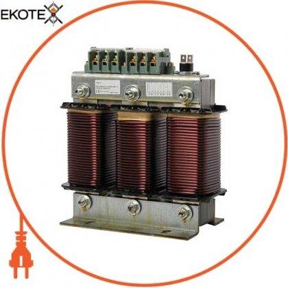 Enext INR40157 дроссель трёхфазный 15 квар, 400в, 7%