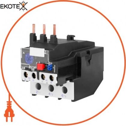 Enext p058017 тепловое реле e.pro.ukh.2.36.2, диапа-. 28-36, габ.реле 2, габ.конт.2