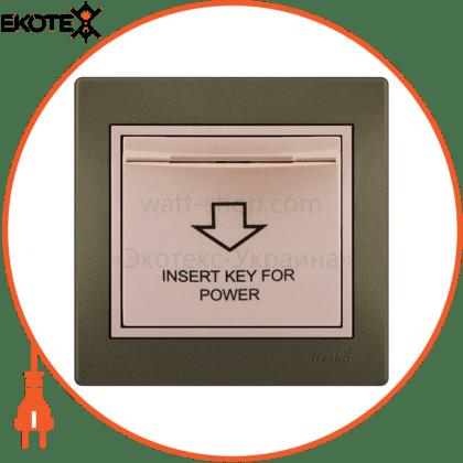 Lezard 701-3130-119 энергосавер (карточного типа с логотипом) 701-3130-119 цвет проходная задержка