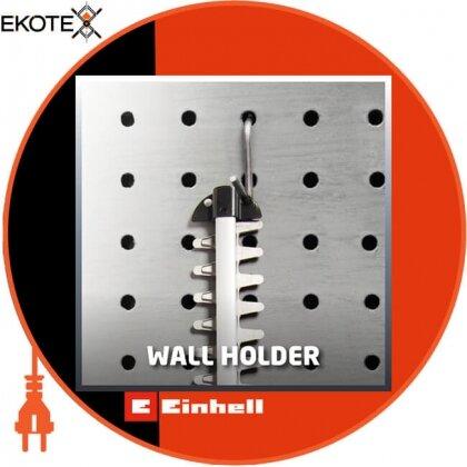 Einhell 3410502 кусторез аккумуляторный ge-ch 1855/1 li - solo