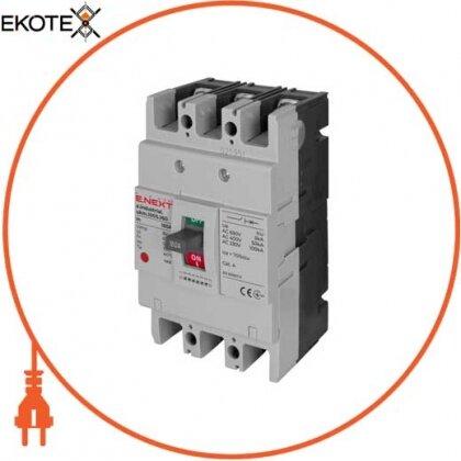 Enext i0010034 силовой автоматический выключатель e.industrial.ukm.100s.160, 3р, 160а