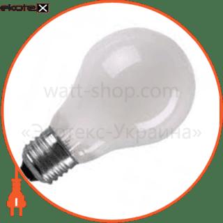 лампа накаливания  clas a fr 60 w e27 лампы накаливания osram Osram